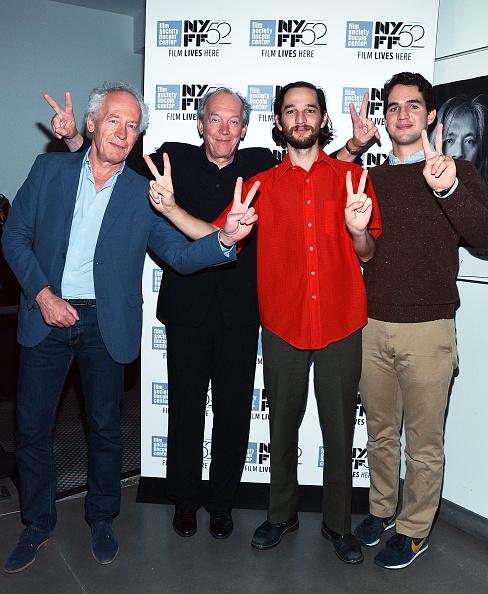 ベン・サフディー「Dardenne Brothers And Safdie Brothers In Conversation - 52nd New York Film Festival」:写真・画像(19)[壁紙.com]