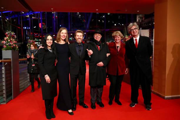 数人「Homage Willem Dafoe - Honorary Golden Bear Award Ceremony - 68th Berlinale International Film Festival」:写真・画像(15)[壁紙.com]
