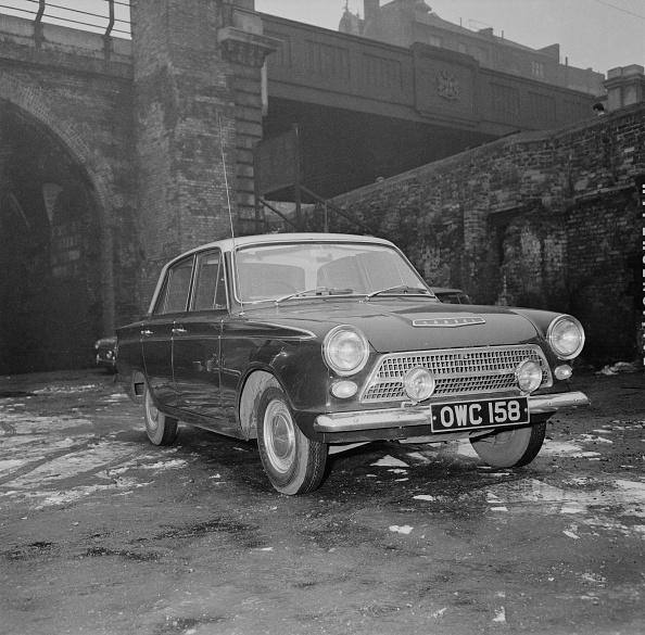 Automobile Industry「Ford Cortina Mark 1」:写真・画像(11)[壁紙.com]