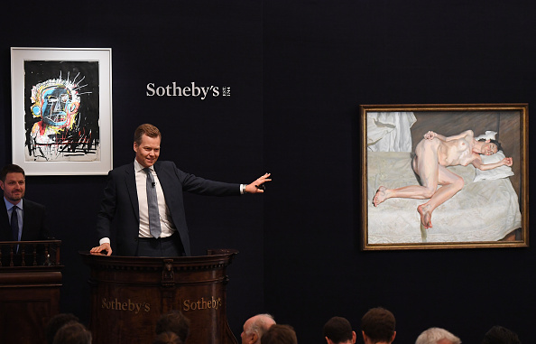 Sotheby's「Sotheby's Contemporary Art Evening Sale」:写真・画像(12)[壁紙.com]