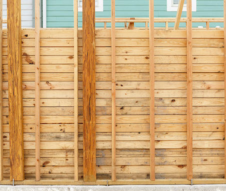 Community Outreach「Wooden wall at construction site」:スマホ壁紙(11)