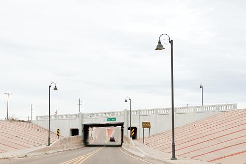 Double Yellow Line「Car, road, overpass, lights」:スマホ壁紙(19)