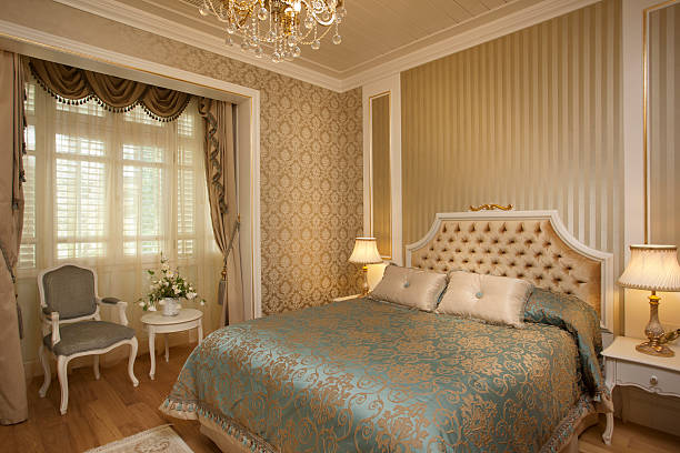 Luxury Classic Bedroom XXXL:スマホ壁紙(壁紙.com)
