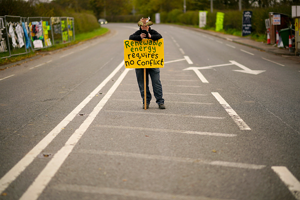 Shale「Fracking Resumes at Cuadrilla Site After Tremor」:写真・画像(17)[壁紙.com]