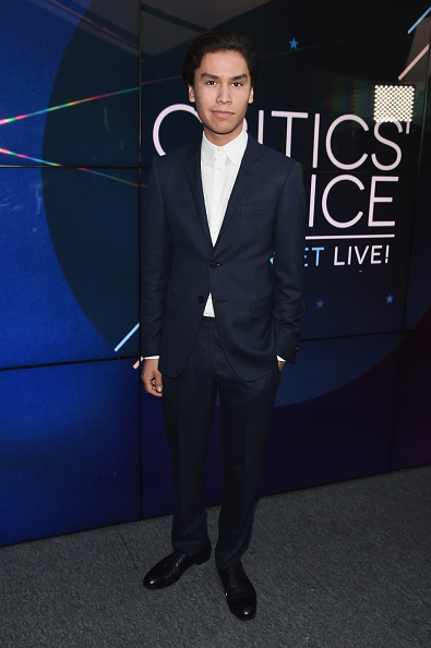 Forrest Goodluck「The 21st Annual Critics' Choice Awards - Red Carpet」:写真・画像(15)[壁紙.com]