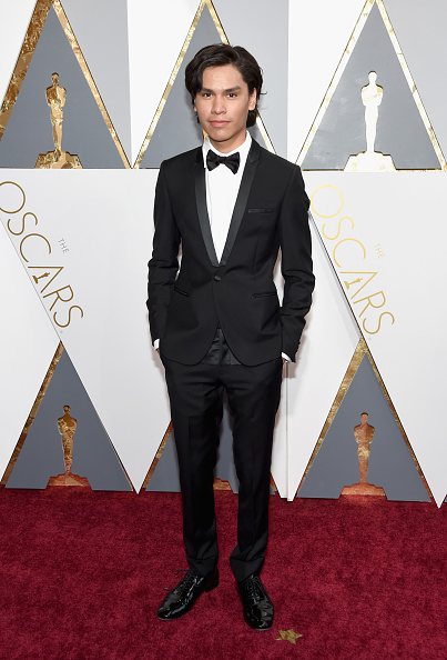 Forrest Goodluck「88th Annual Academy Awards - Arrivals」:写真・画像(4)[壁紙.com]