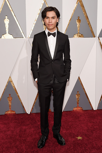 Forrest Goodluck「88th Annual Academy Awards - Arrivals」:写真・画像(3)[壁紙.com]