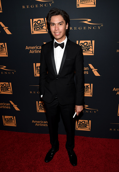 Forrest Goodluck「20th Century Fox Academy Awards After Party - Arrivals」:写真・画像(13)[壁紙.com]