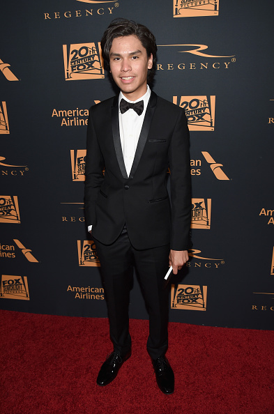 Forrest Goodluck「20th Century Fox Academy Awards After Party - Arrivals」:写真・画像(12)[壁紙.com]
