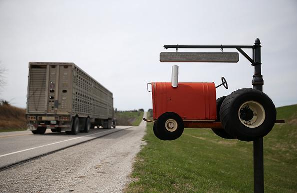 Mailbox「Iowa: Landscapes From A Perennial Political Battleground State」:写真・画像(15)[壁紙.com]