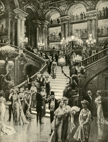 1900-1909「The Opera In Paris」:写真・画像(9)[壁紙.com]