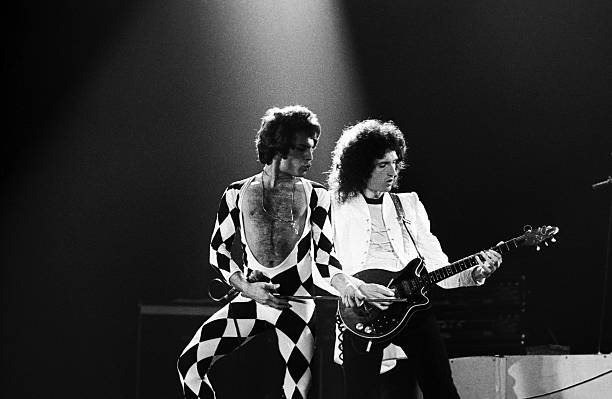 The Rock Group Queen in Concert:ニュース(壁紙.com)