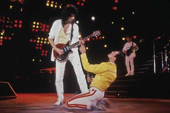 Brian May「Queen Concert」:写真・画像(4)[壁紙.com]