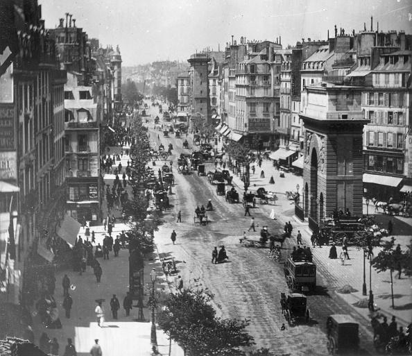 Architectural Feature「Paris Boulevards」:写真・画像(16)[壁紙.com]