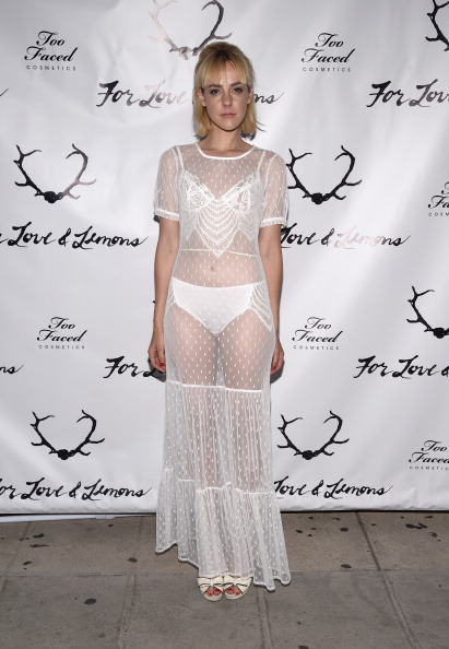 Clothing「For Love And Lemons Annual SKIVVIES Party Sponsored By Too Faced & Co-hosted By Jena Malone」:写真・画像(3)[壁紙.com]