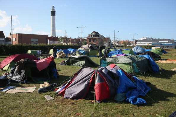 Sangatte「Illegal Immigrants In Calais」:写真・画像(17)[壁紙.com]