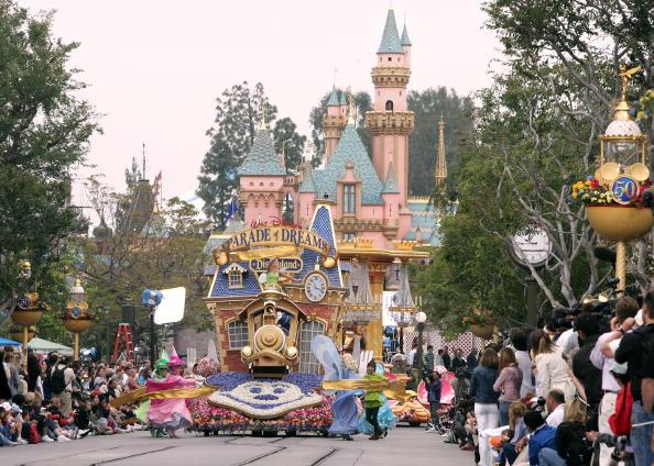 Anaheim - California「Disneyland 50th Anniversary Celebration」:写真・画像(10)[壁紙.com]