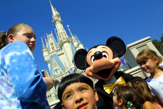 Disney World「Walt Disney World」:写真・画像(13)[壁紙.com]