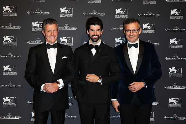 Daniel Munoz「Jaeger-LeCoultre Hosts Gala Dinner At Scuola Grande di San Rocco In Venice」:写真・画像(0)[壁紙.com]