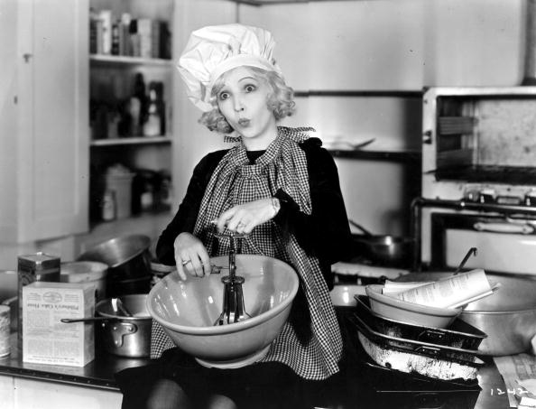 Preparing Food「Bessie Love」:写真・画像(7)[壁紙.com]