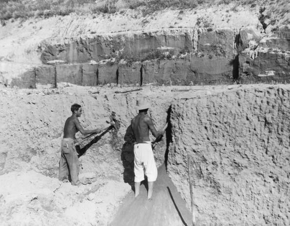 Archaeology「Herculaneum Dig」:写真・画像(18)[壁紙.com]