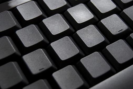 Computer Key「Closeup Keyboard」:スマホ壁紙(19)