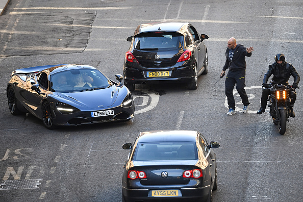 "Stunt「Production of ""Fast and Furious"" Spinoff Continues in Glasgow」:写真・画像(3)[壁紙.com]"