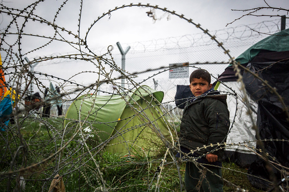 Barbed Wire「Migrants Running Out Of Options As Borders Remain Closed」:写真・画像(19)[壁紙.com]