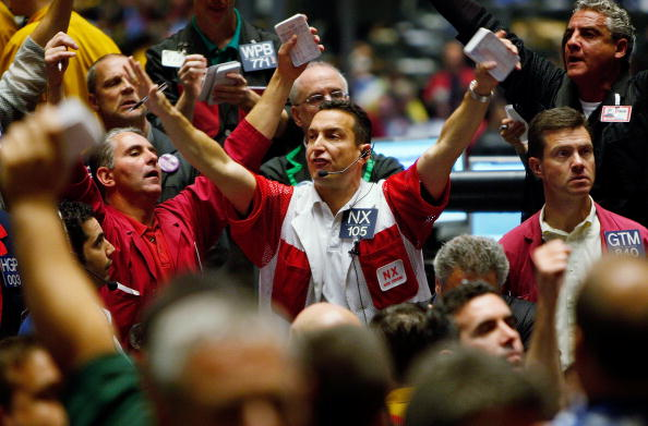 Trader「Markets Open A Day After Losing 7 Percent In Single Day」:写真・画像(17)[壁紙.com]