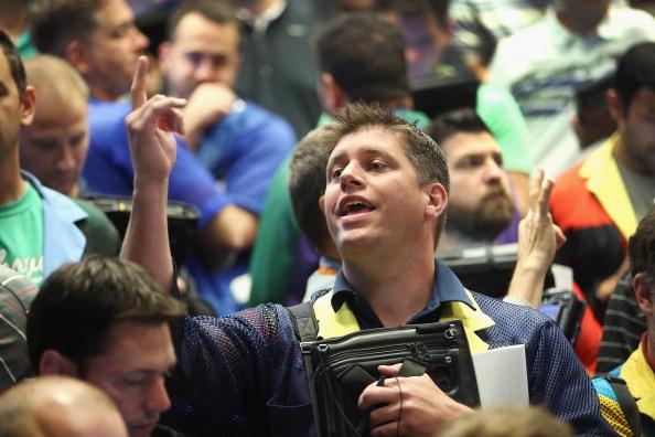 Trader「Chicago Board Options Exchange」:写真・画像(7)[壁紙.com]