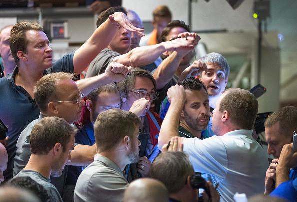 Investment「Global Markets Continue Last Week's Steep Decline」:写真・画像(10)[壁紙.com]