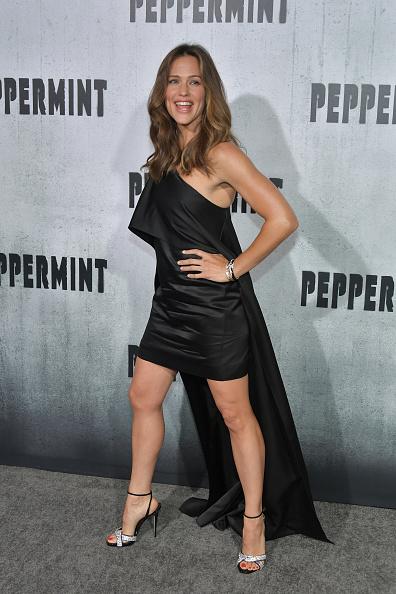 """Sandal「Premiere Of STX Entertainment's """"Peppermint"""" - Arrivals」:写真・画像(4)[壁紙.com]"""