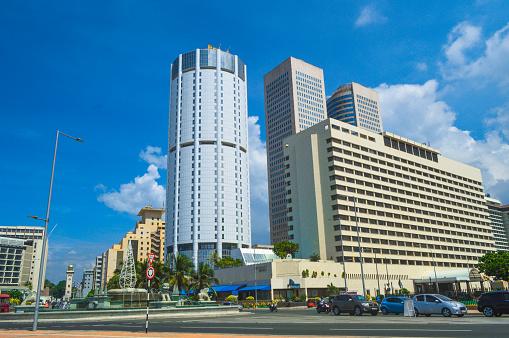 Sri Lanka「Colombo cityscape」:スマホ壁紙(3)