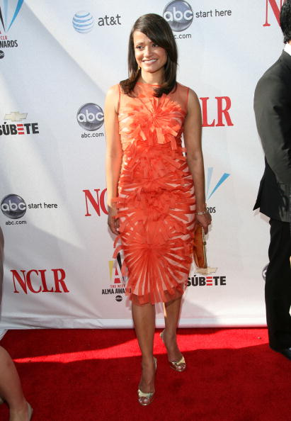 Pencil Dress「The 2008 ALMA Awards - Arrivals」:写真・画像(12)[壁紙.com]