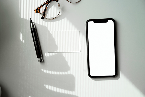 Mobile Phone「Smart phone mockup, template」:スマホ壁紙(5)