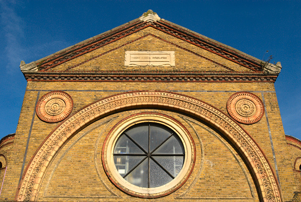 Low Angle View「Converted church, Bow, London, UK, 2008」:写真・画像(11)[壁紙.com]
