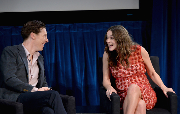 """Paley Center for Media - Los Angeles「The New York Times' Timestalks & TIFF In Los Angeles' Presents """"The Imitation Game""""」:写真・画像(17)[壁紙.com]"""