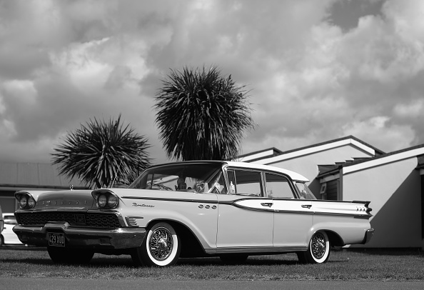 Christopher Furlong「Enthusiasts Gather For Hemsby's Rock And Roll Weekender」:写真・画像(16)[壁紙.com]