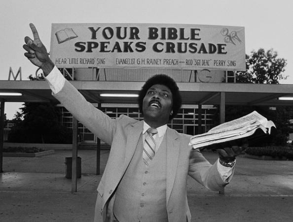 Hand「Little Richard Preaches The Gospel」:写真・画像(19)[壁紙.com]