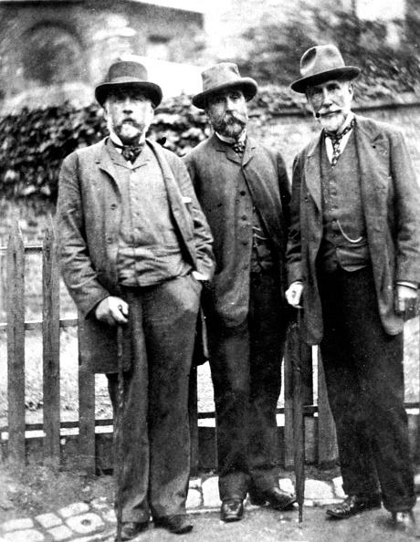 Edgar Degas「painters Edgar Degas, Tascherot and D.E Blanche 19th century」:写真・画像(8)[壁紙.com]