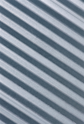Frowning「Photo, close-up angled view of corrugated texture, Color」:スマホ壁紙(14)