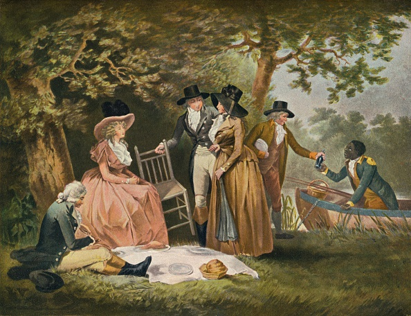 Recreational Pursuit「Anglers' Repast, 1789, (1902)」:写真・画像(14)[壁紙.com]