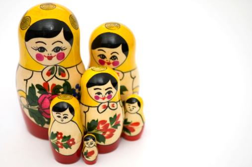 Doll「Russian Toys」:スマホ壁紙(5)