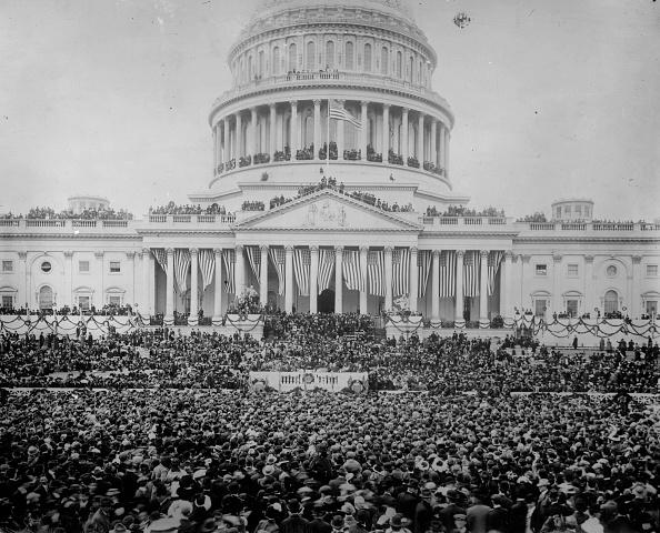 Presidential Inauguration「Capitol Crowds」:写真・画像(3)[壁紙.com]