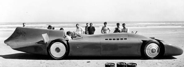 Sir Malcolm Campbell「Campbell In Daytona」:写真・画像(18)[壁紙.com]