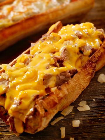 Side Dish「Philly Cheese Steak Sandwiches」:スマホ壁紙(9)