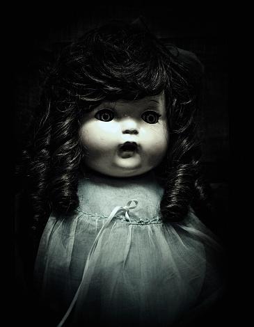 Doll「creepy doll」:スマホ壁紙(2)
