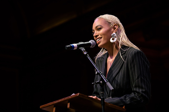 Arts Culture and Entertainment「Solange Knowles Honored As 2018 Harvard Artist Of The Year」:写真・画像(7)[壁紙.com]