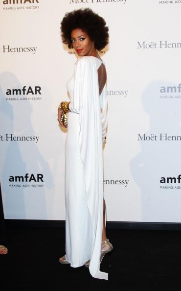 Gold Purse「amfAR Milano 2012 - Arrivals」:写真・画像(15)[壁紙.com]