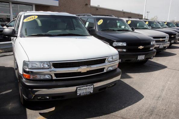 Car Dealership「GM Recalls More Than 2 Million Vehicles」:写真・画像(17)[壁紙.com]